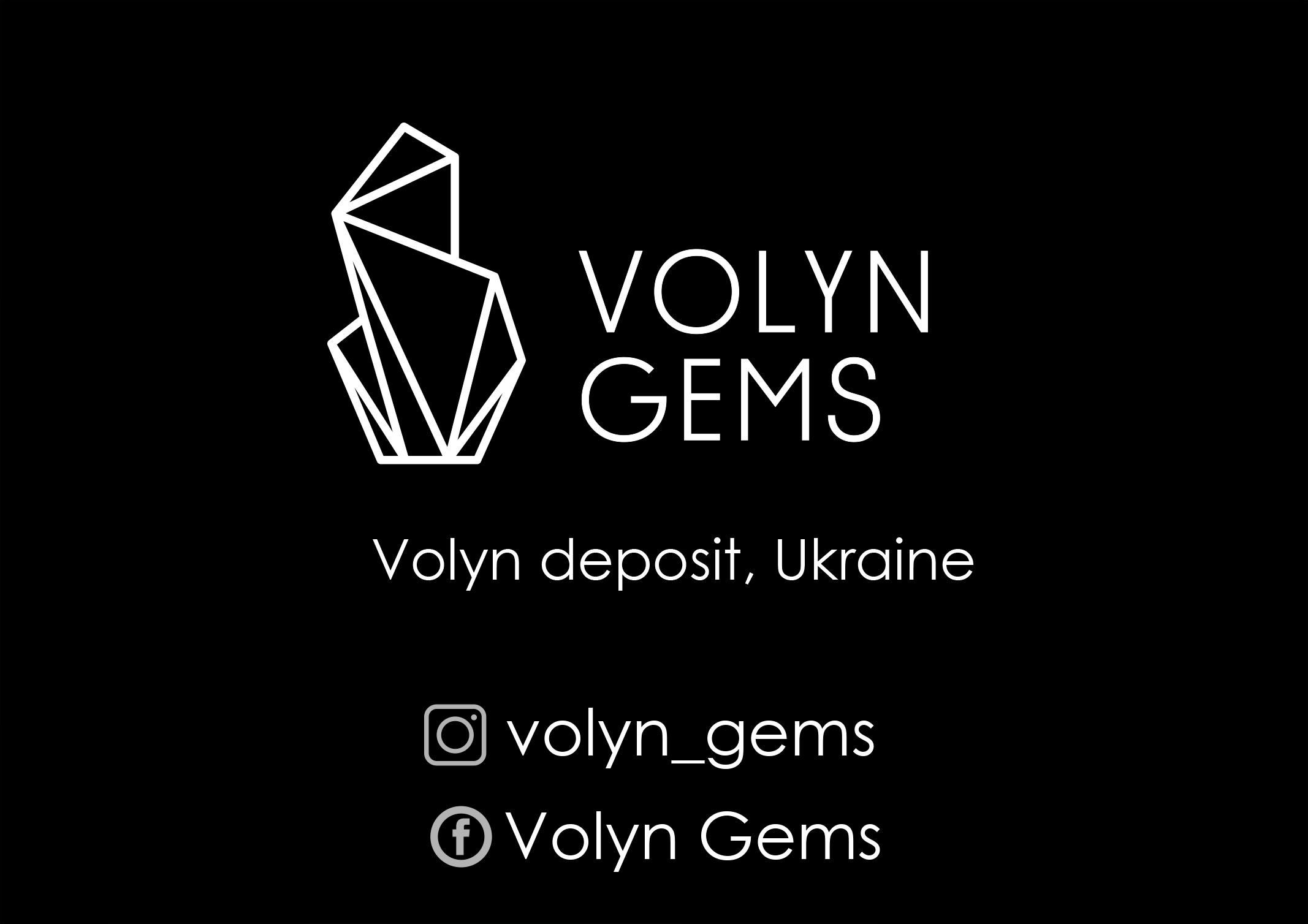 «Volyn Gems» on social media profiles